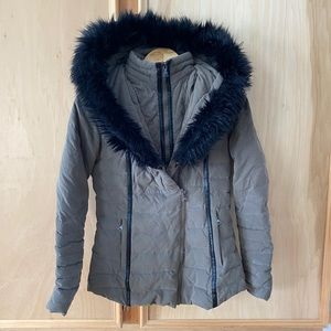 Express XS Down Winter Coat